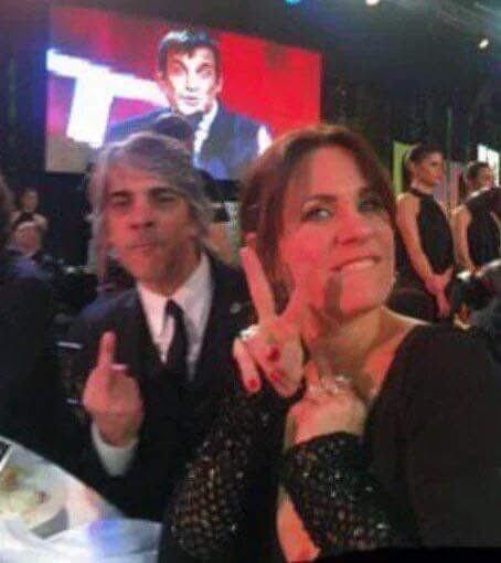 Nancy y Echarri se ganaron todo; pero hubo polémica por la foto gastando a Vilouta