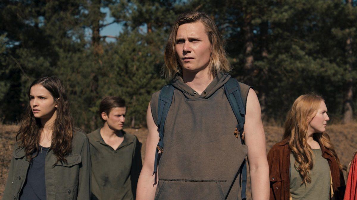 Los personajes de la serie fueron concebidos antes que sus relaciones