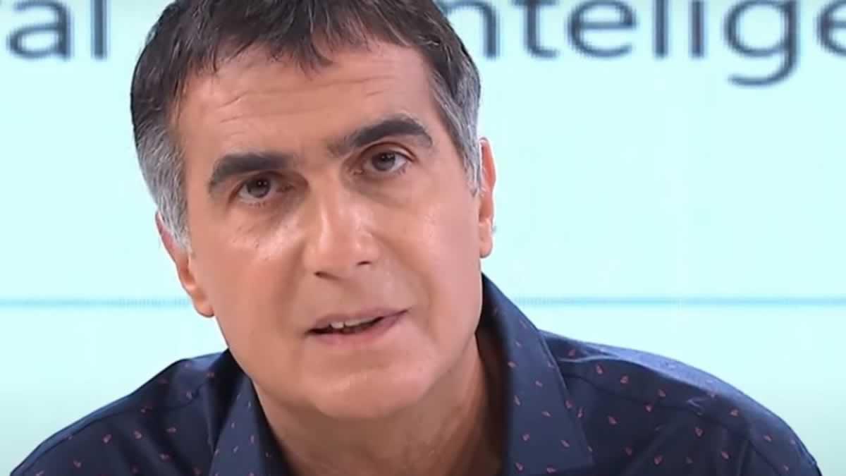 Antonio Laje salió a bancar a Marcelo Longobardi