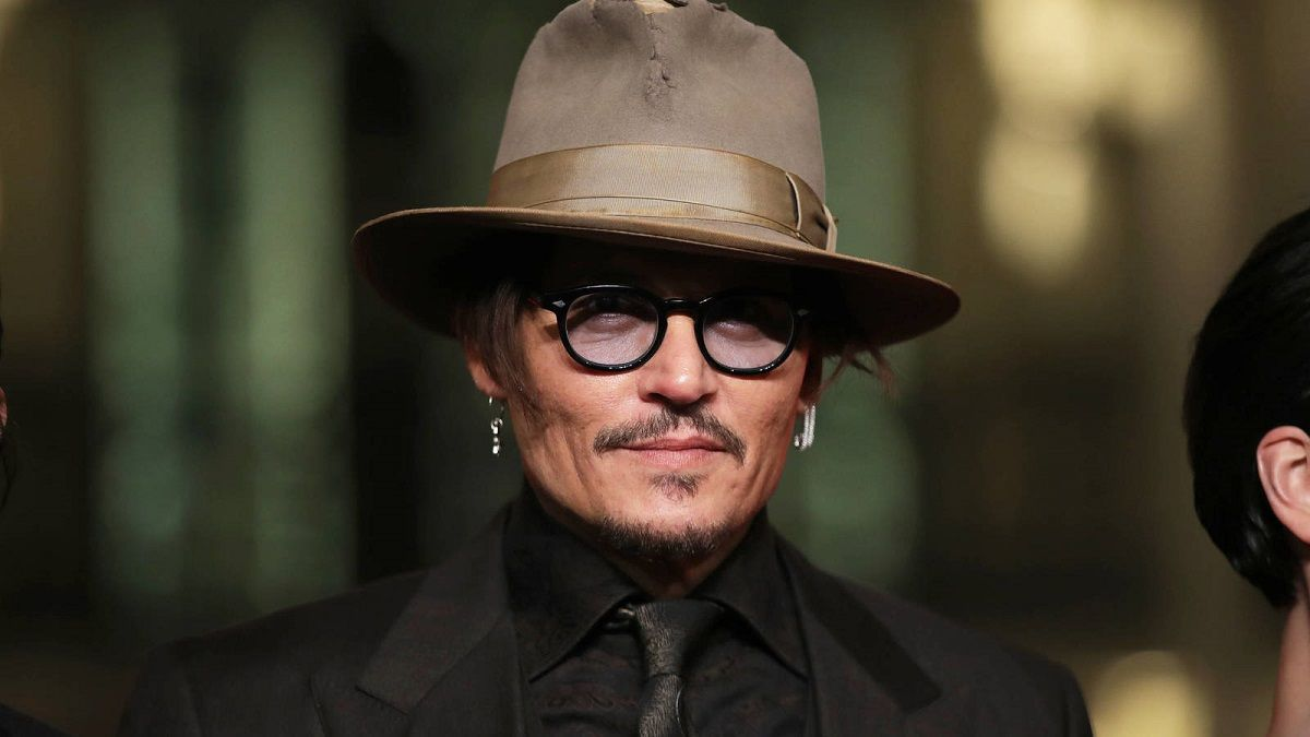 Johnny Depp será un pajarito en su nuevo proyecto audiovisual