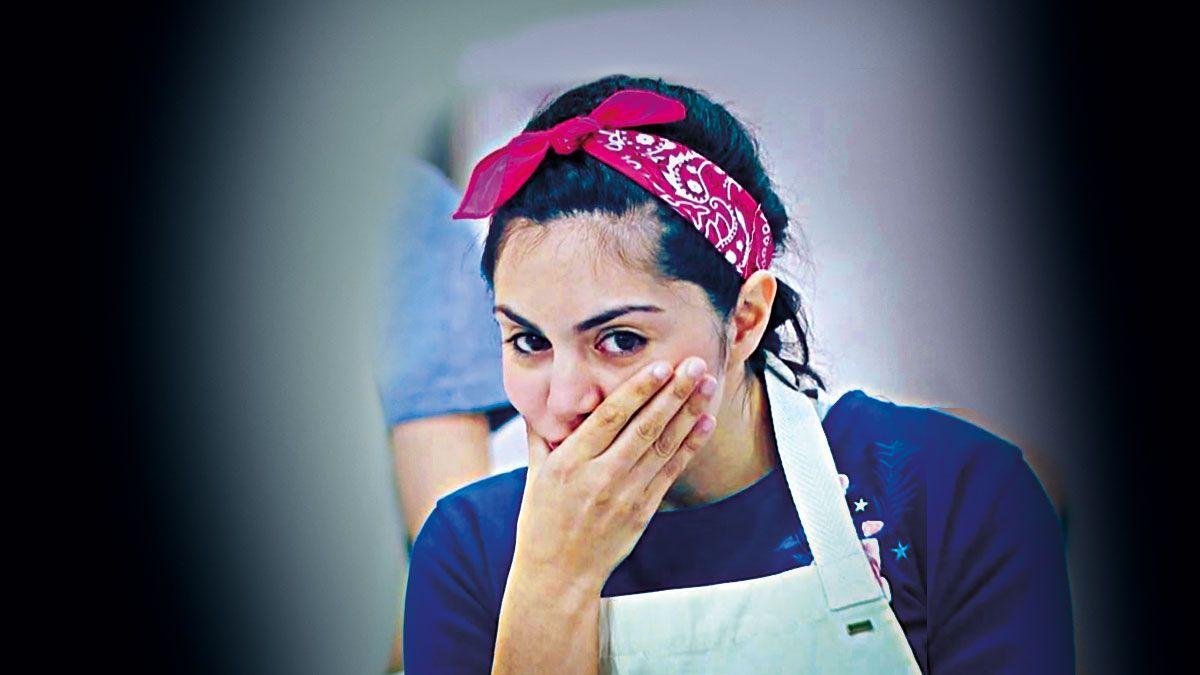 La ganadora original de Bake Off Samanta Casais fue despojada del premio al comprobarse que omitió información cuando se inscribió