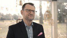 A Germán Martitegui no le gustó que Christophe Krywonis se diera de baja de Masterchef Celebrity