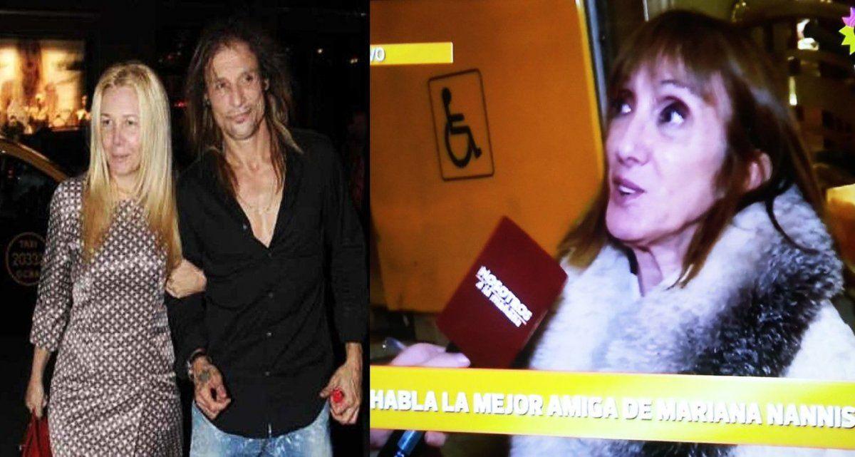 Escándalo Caniggia-Nannis; Habló la mejor amiga de Mariana: El año pasado estuvieron juntos, como en una luna de miel