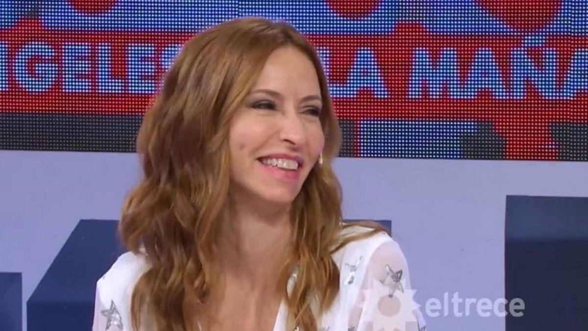 Analía Franchín se confiesa: no me gusta ser orgullosa