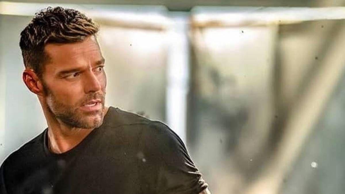Ricky Martin siente el racimo en Estados Unidos