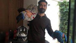 ¡Sorpresón! Alfonso Herrera se convirtió en padre otra vez