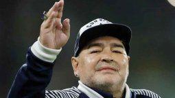 Cigarros Maradona El último posteo del Diez en Instagram