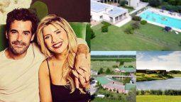 Ángel de Brito reveló qué pasará con la casa que habían comprado Laurita Fernández y Nicolás Cabré