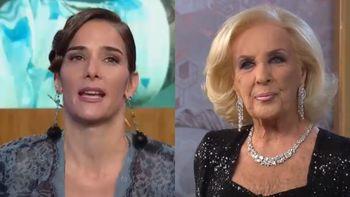 Juana Viale le pidió a Mirtha Legrand que vuelva a sus programas