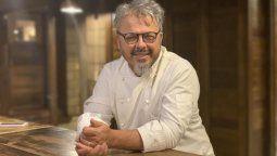 El Chef Donato De Santis contó, cómo logró ganarse el respeto de sus compañeros cuando vivió en California hace 20 años