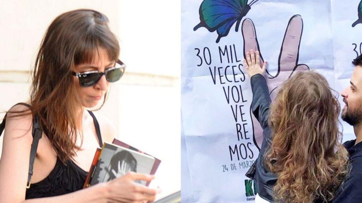Escribo contra la sentencia: el descargo de Florencia Kirchner sobre la lactancia materna