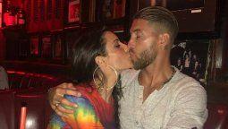 ¡Hermosa! Pilar Rubio se destapa en el cumpleaños de Sergio Ramos