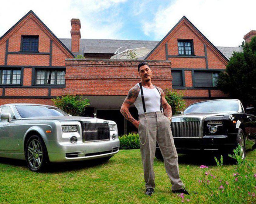 El hijo de Ricardo Fort contó el motivo de la venta del legendario Rolls Royce Phantom de su padre