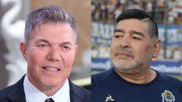 Es un fantasioso: Fernando Burlando se refirió a Diego Maradona con duros calificativos