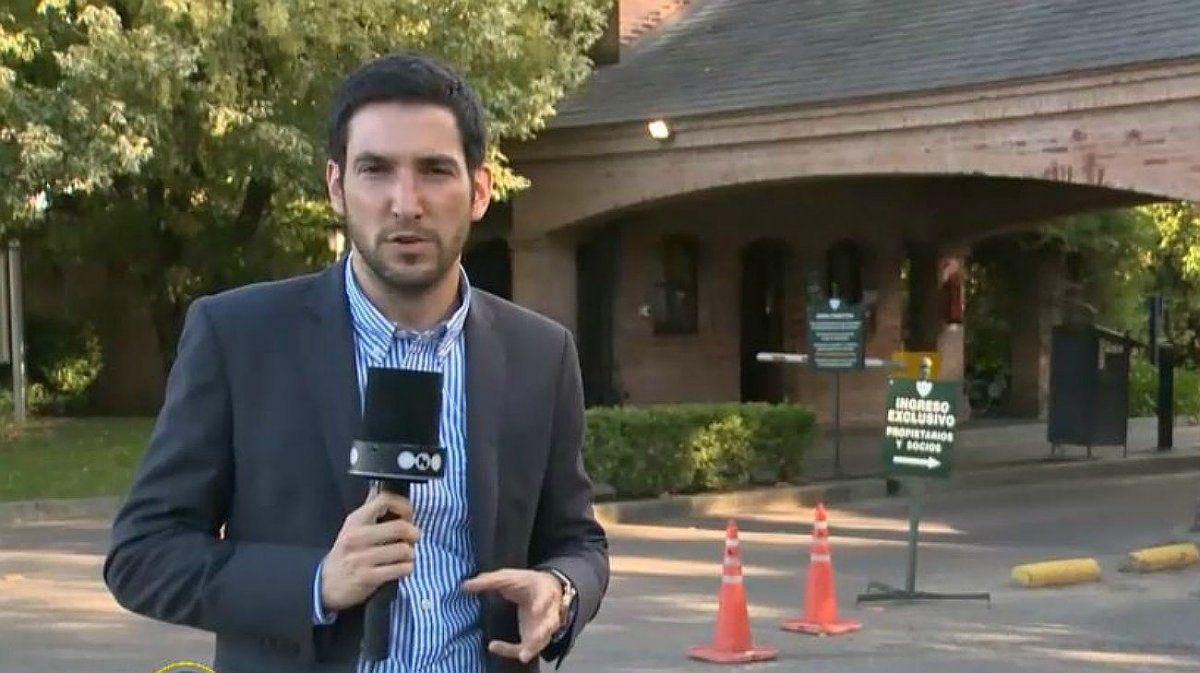 Conmoción por la muerte del joven periodista Nicolás Feuermann, de Telefe noticias