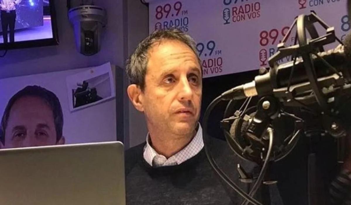 Ernesto Tenembaum sostuvo que Cristina Kirchner humilla a Alberto Fernández