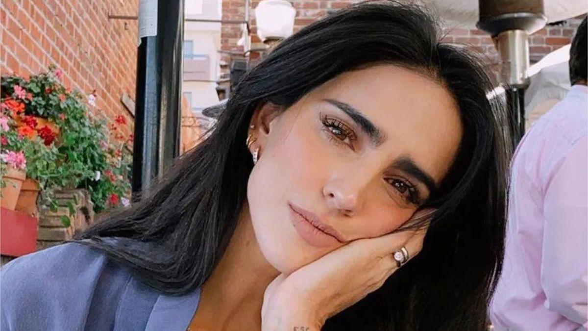 Bárbara de Regil recordó una difícil etapa de su vida