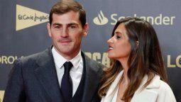 ¡Feliz! Sara Carbonero le hace un guiño a Iker Casillas