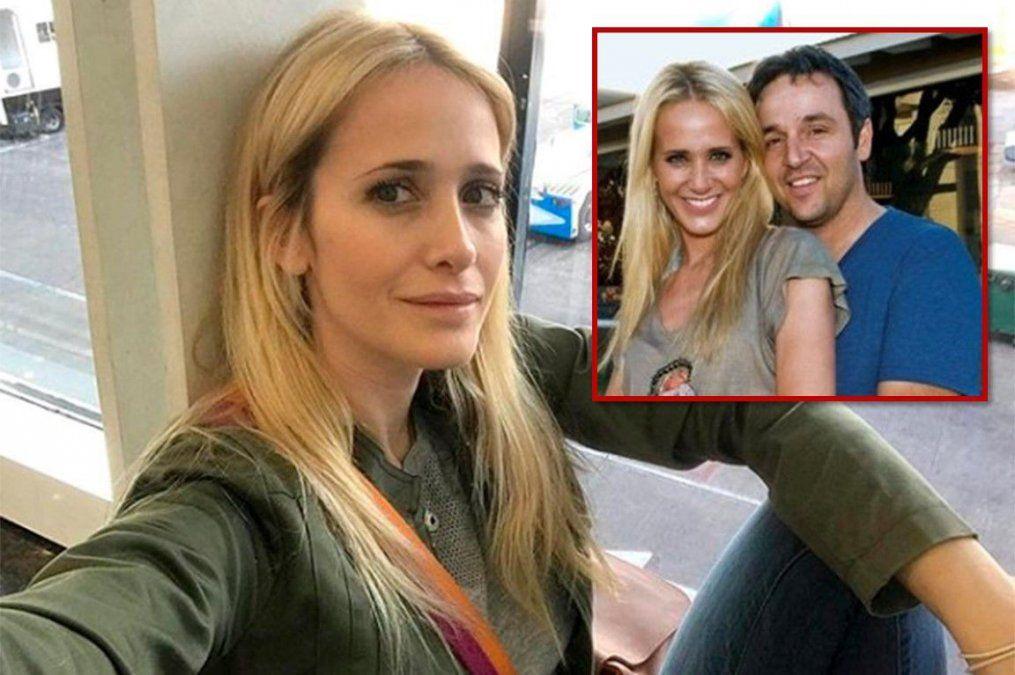 Julieta Prandi denunció a su exesposo por violencia familiar y psicológica