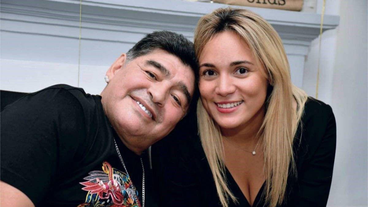 Rocío Oliva, lejos de Diego Maradona, y con nuevo novio: Estoy conociendo a alguien hace tres meses