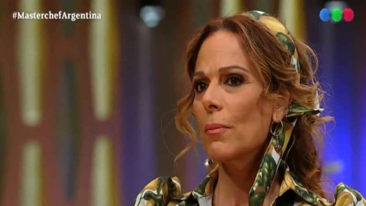 Iliana Calabró eliminada de Masterchef Celebrity