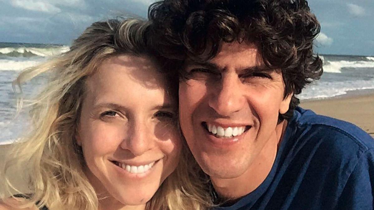 Martín Lousteau y Carla Peterson podrían tener problemas según se insinuó en Intrusos