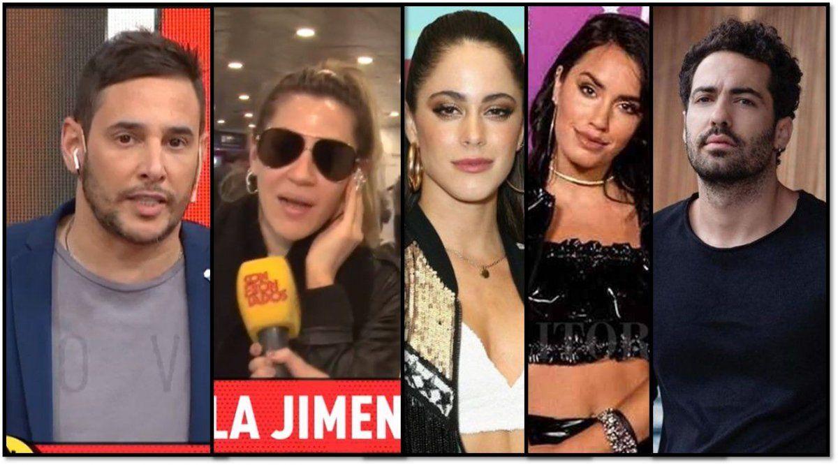 Jimena Barón volvió al país tras ganar en MTV: Me inventan peleas con Lali y Tini porque no se bancan que me vaya bien y Después de Caiazza no tuve más sexo