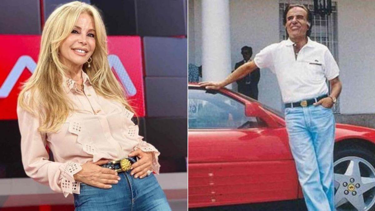Cinthia Fernández contra Graciela Alfano por revelar detalles de su intimidad con Carlos Menem