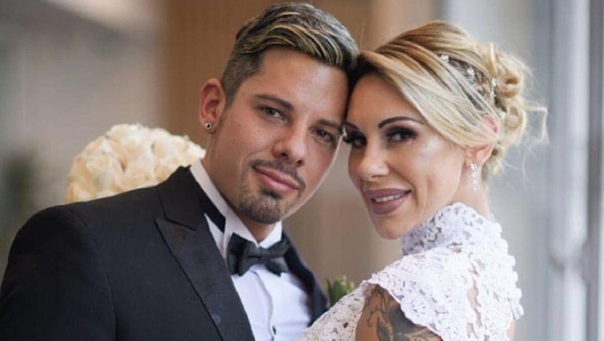 Mónica Farro separada, a menos de dos años de casarse