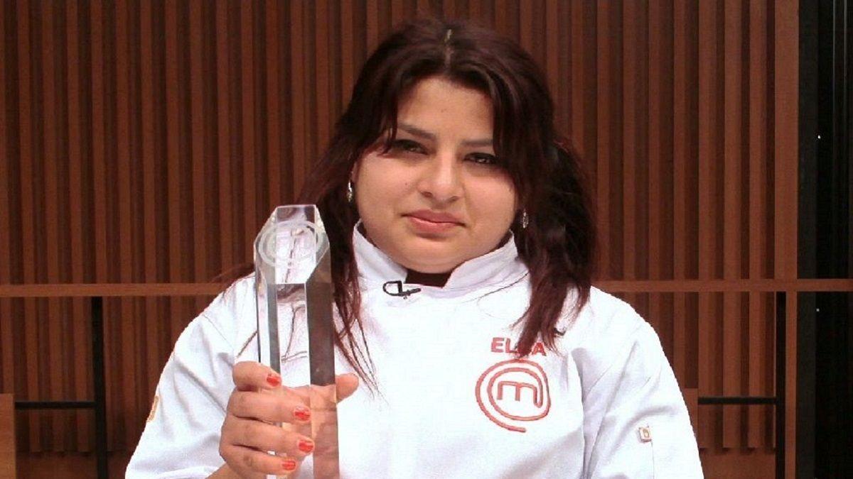 La ganadora de MasterChef habló sobre la concursante de Bake Off