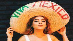 ¡Orgullosamente mexicanas! Salma Hayek y Danna Paola celebraron el día de su país