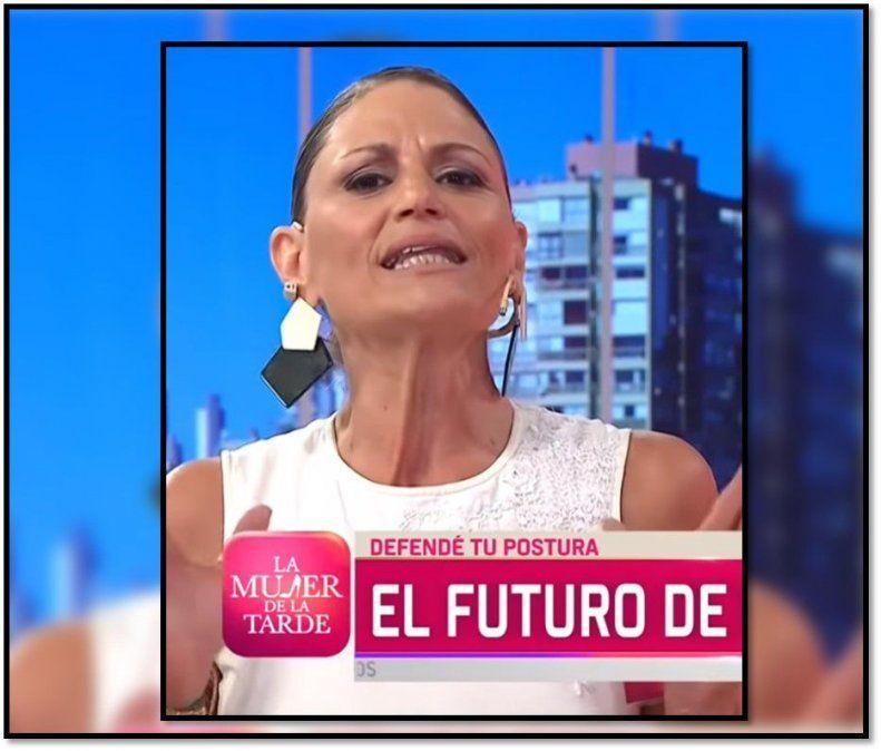 Gran final de La mujer de la Tarde, con Pamela David: la nueva panelista es María, Terapista en Decodificación Biológica