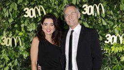 Verónica Varano yMartín Lombardo se separaron tras 12 años de relación
