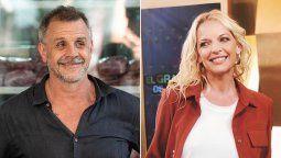 Carina Zampini fulminó a Christian Petersen con ayuda de Felicitas Pizarro