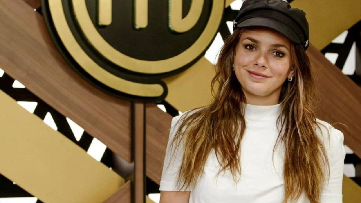 La actriz Natalie Pérez recibió elogios del jurado de Masterchef Celebrity en la última gala de elminación