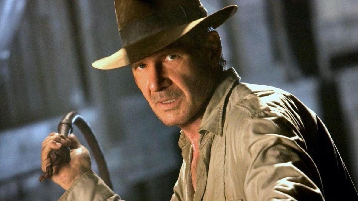 Harrison Ford representará por última vez a Indiana Jones