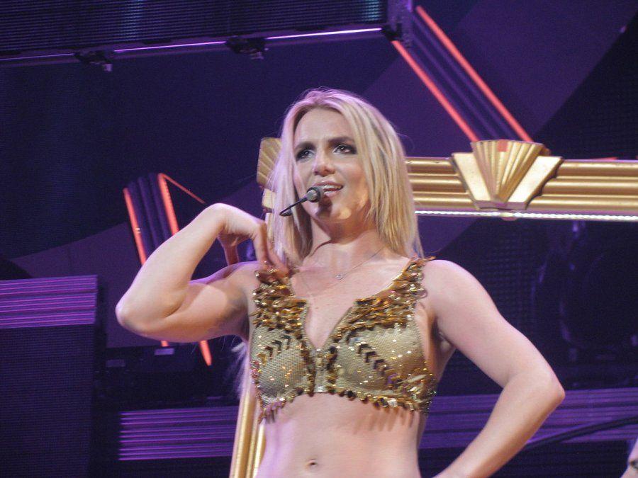 Britney Spears no quiere volver a actuar en vivo.