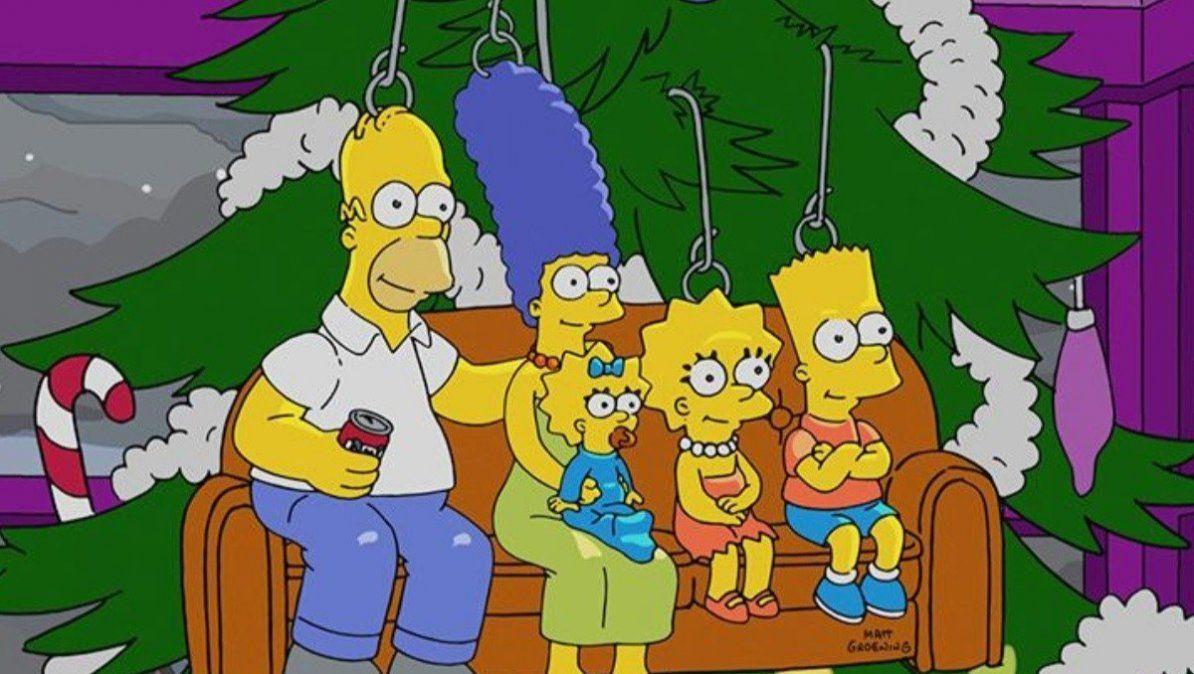Los Simpson: especial de Navidad y predicciones