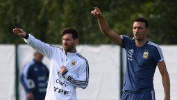 ¡Llegó el día! Lionel Messi y Argentina debutan ante Ecuador