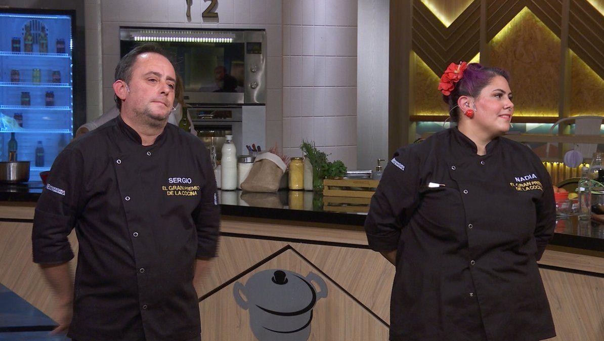 El Gran Premio de la Cocina: lunes de eliminación en el programa de Carina Zampini
