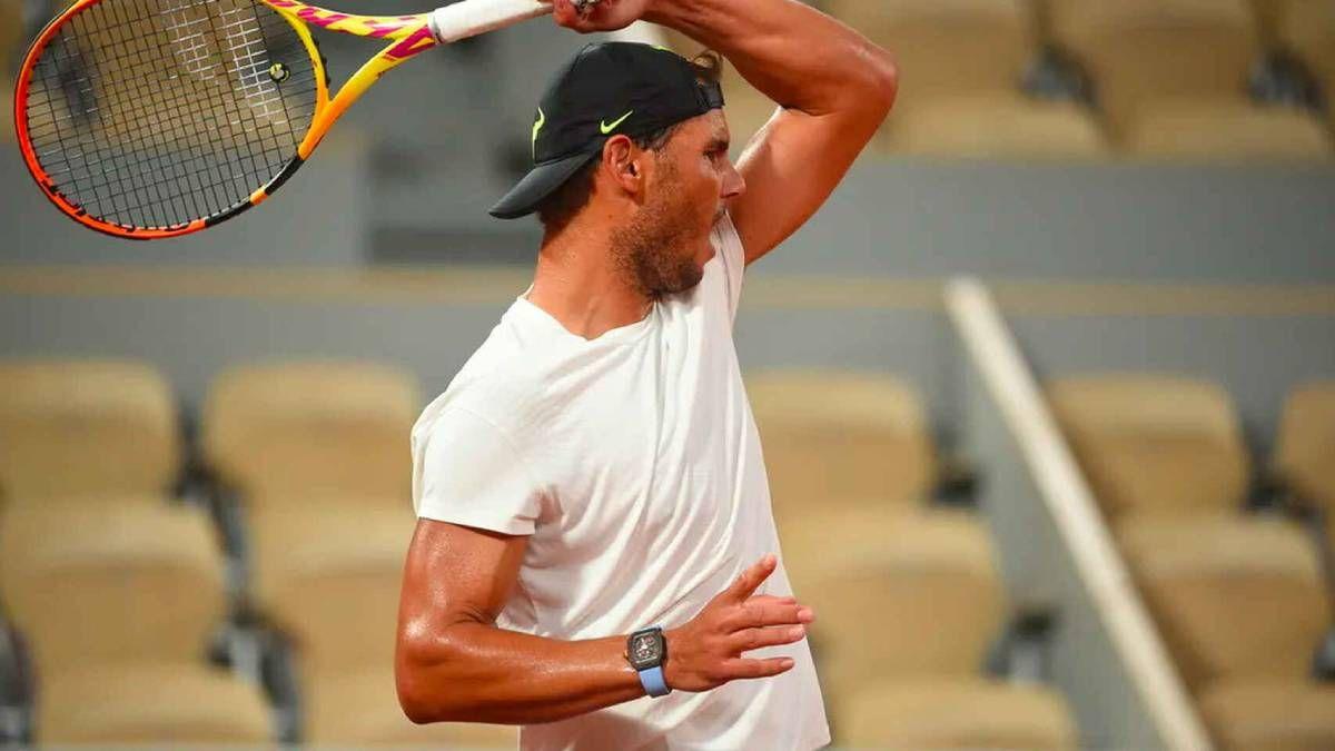 ¡Definido! Rafa Nadal ya sabe cuál será su camino en el Roland Garros