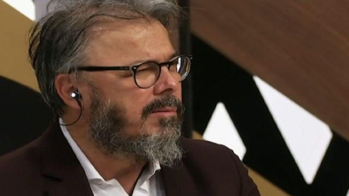 Donato de Santis se quejó de los fans de Masterchef Celebrity