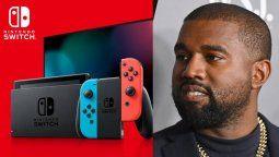 ¡Le dijeron que no! Kanye West quiso trabajar con Nintendo