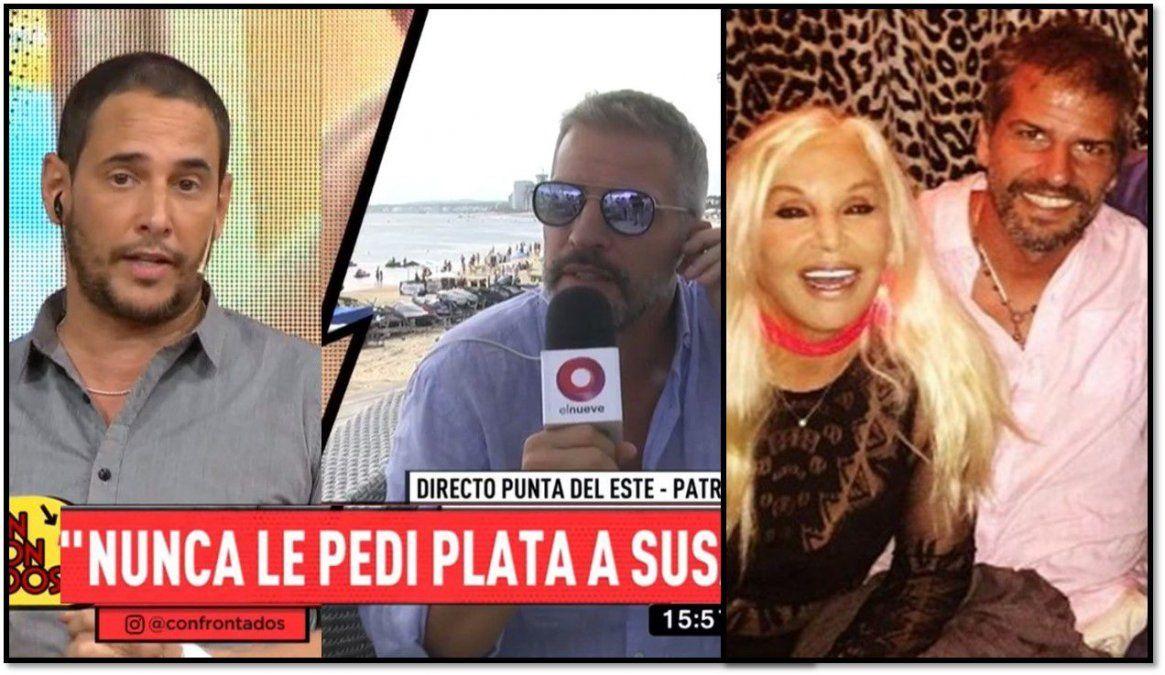 Patricio Giménez rompió el silencio y estalló: Estoy podrido de que me digan vago