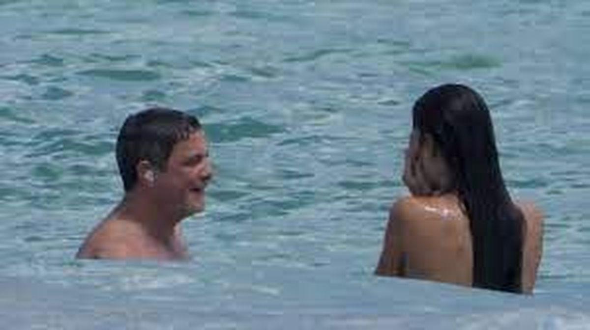 ¡Amor puro! Alejandro Sanz se derrite por Rachel Valdés