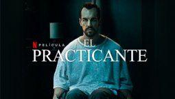 Mario Casas interpreta a El Practicante en Netflix