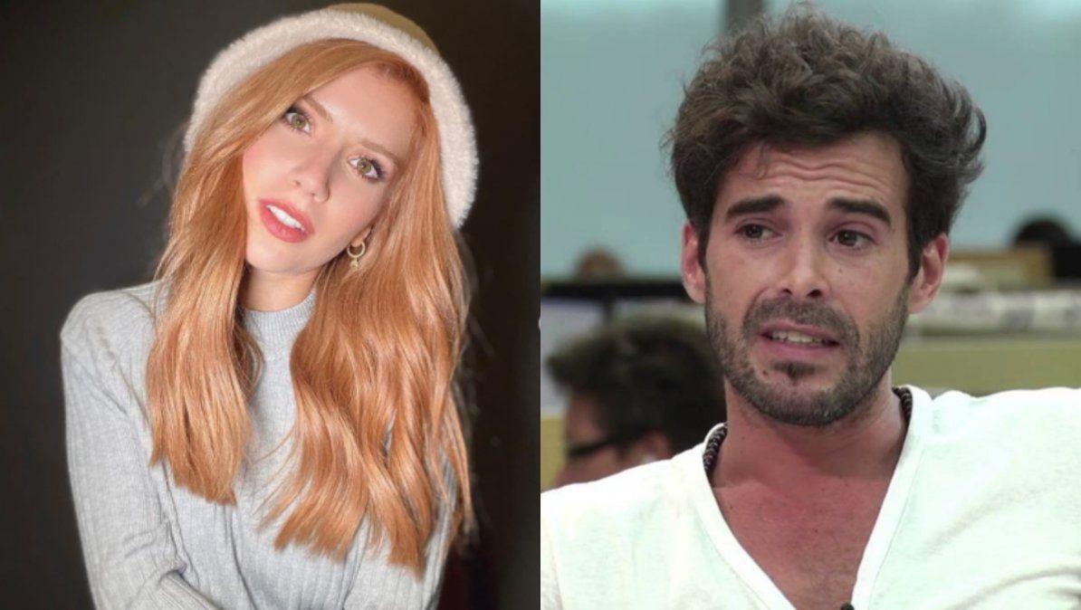 Laurita Fernández admitió que estuvo muy triste tras su separación de Nicolás Cabré