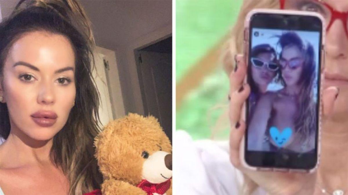 Yanina Latorre dejó al descubierto a la misteriosa mujer que vive con Karina Jelinek