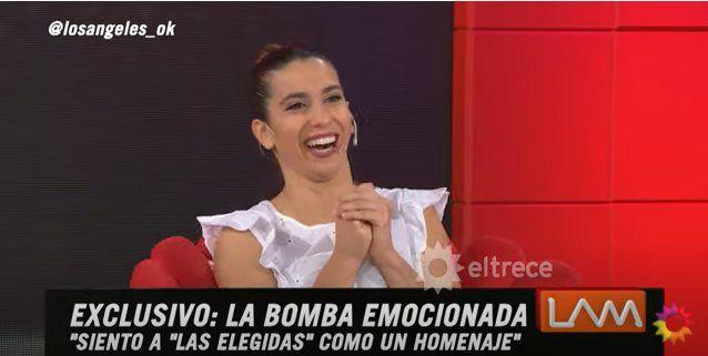 Es bastante zorrita Cinthia Fernández apuntó contra Laura Novoa