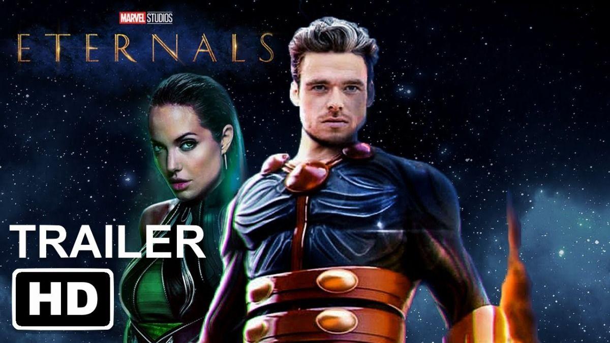 Angelina Jolie protagoniza lo nuevo de Marvel Eternals